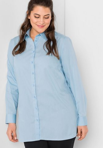 Блузка длинная
