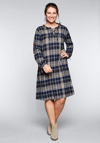SHEEGO Платье-туника