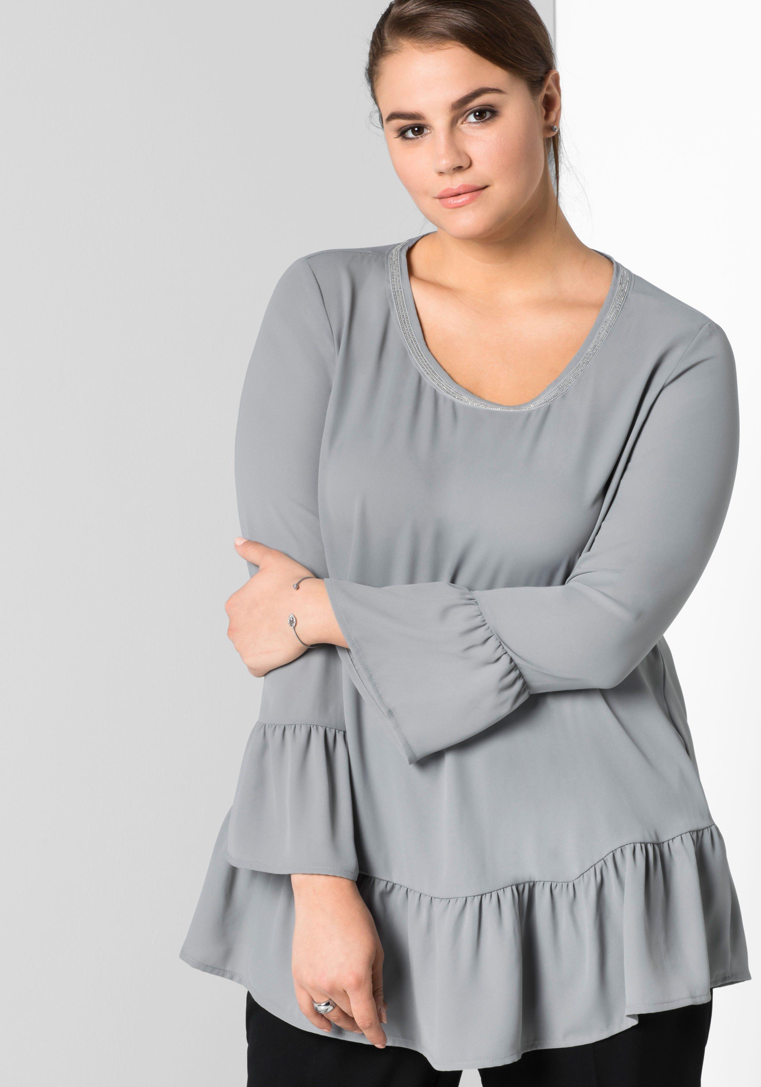 sheego Style Tunika | Bekleidung > Tuniken > Sonstige Tuniken | sheego Style