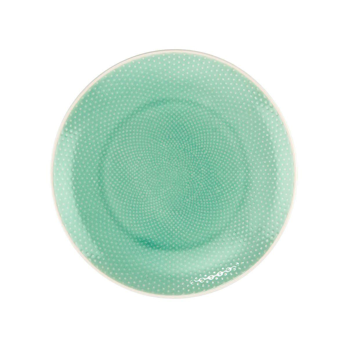 BUTLERS HANAMI »Dinnerteller Punkte Ø 25,5 cm«