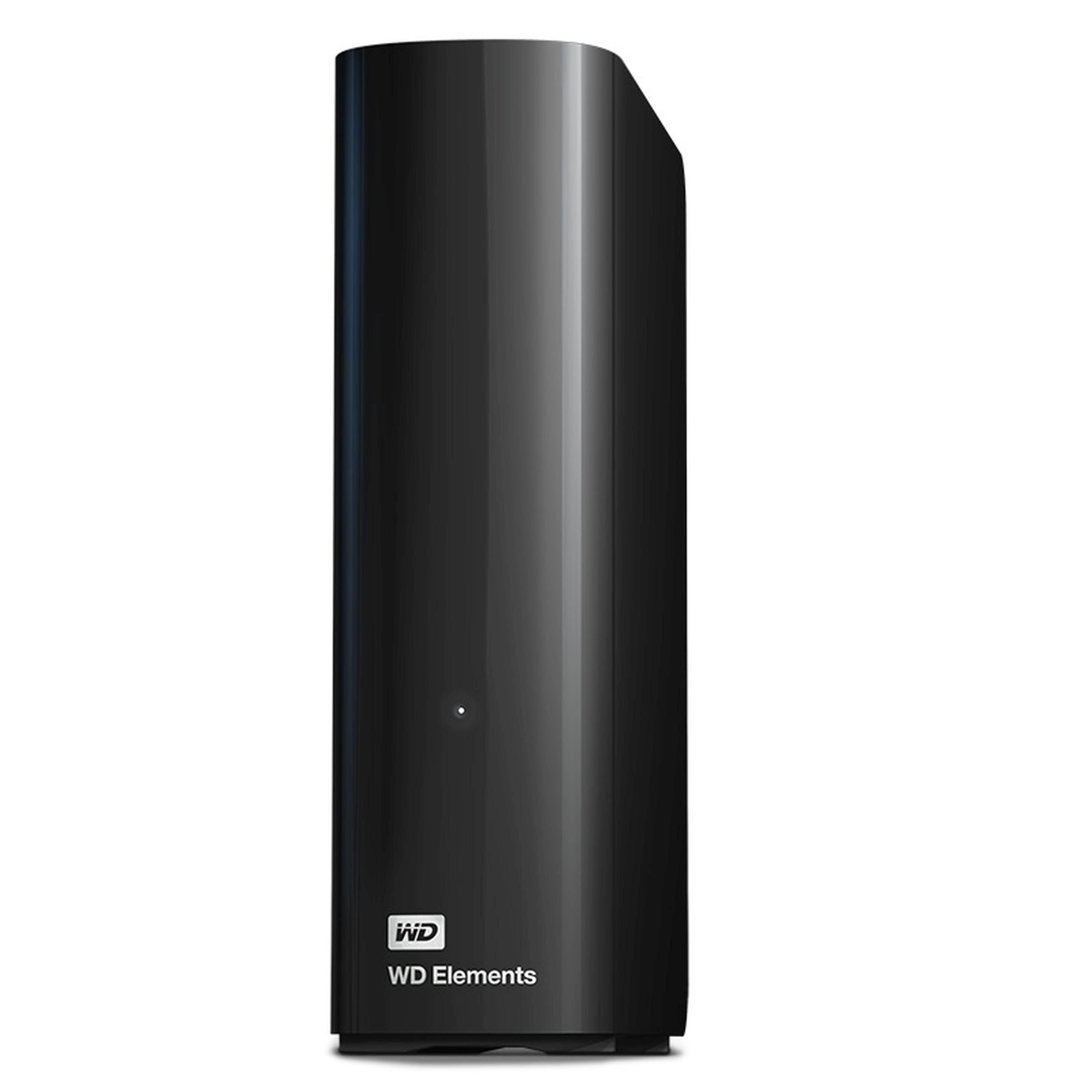 Western Digital Elements external HDD USB 3.0 »Desktop Speicher, USB 3.0«