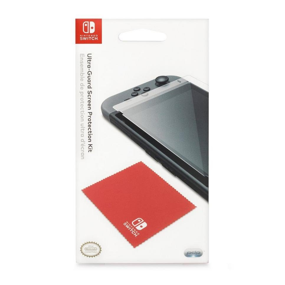 PDP Nintendo Switch - Zubehör »Nintendo Switch Ultra-Guard Screen Protection Kit«