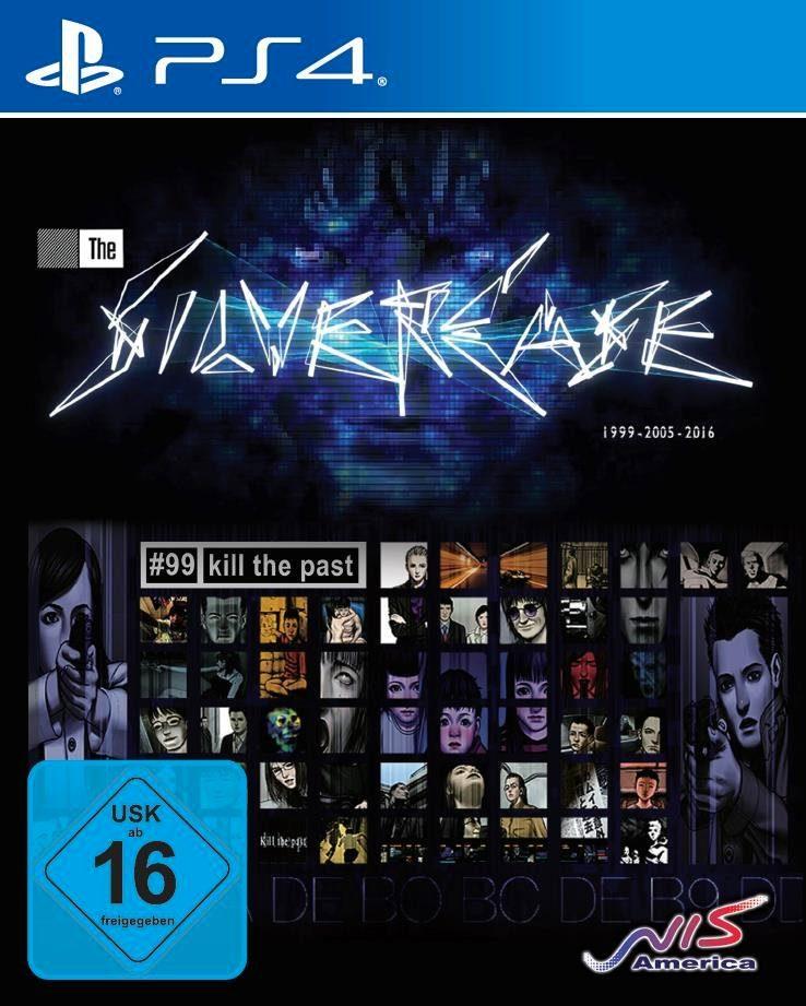 NIS Playstation 4 - Spiel »The Silver Case«