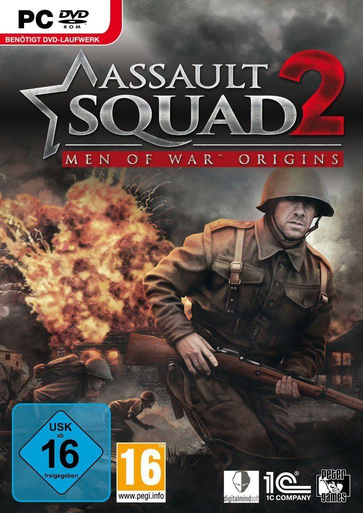Morphicon PC - Spiel »Assault Squad 2: Men of War Origins«