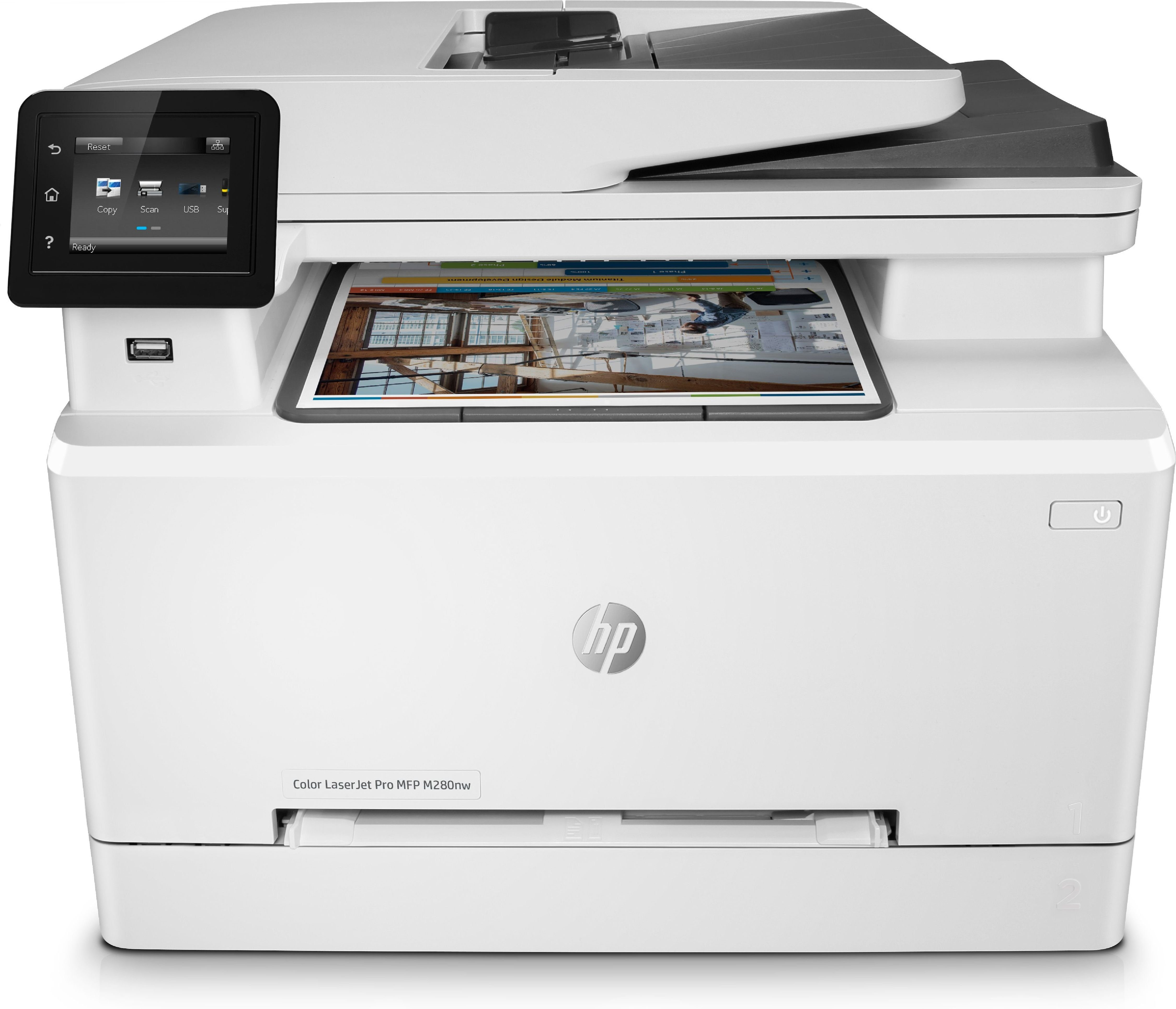 HP Color LaserJet Pro MFP M280nw Drucker »Drucken, Kopieren und Scannen«