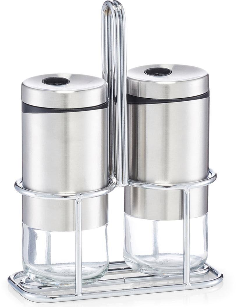 Zeller Present Salz-/Pfeffer-Streuer-Set, 3-teilig