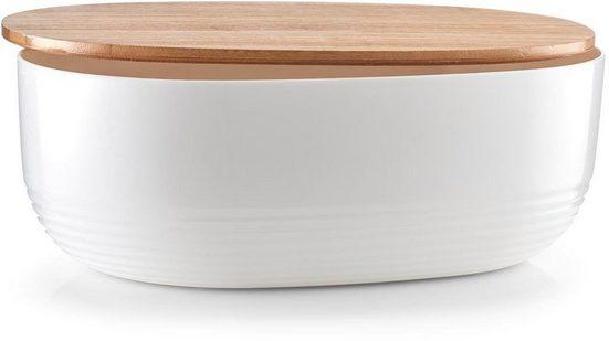 Zeller Present Brotkasten »Bamboo«, Kunststoff, Bambus, (1-tlg)