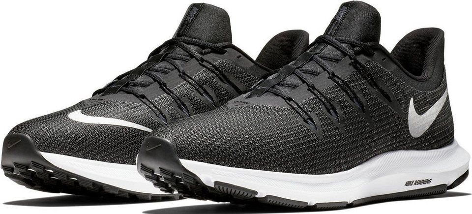 new styles e4d8c 83e6a Nike »Quest« Laufschuh, Atmungsaktives Obermaterial aus Mesh