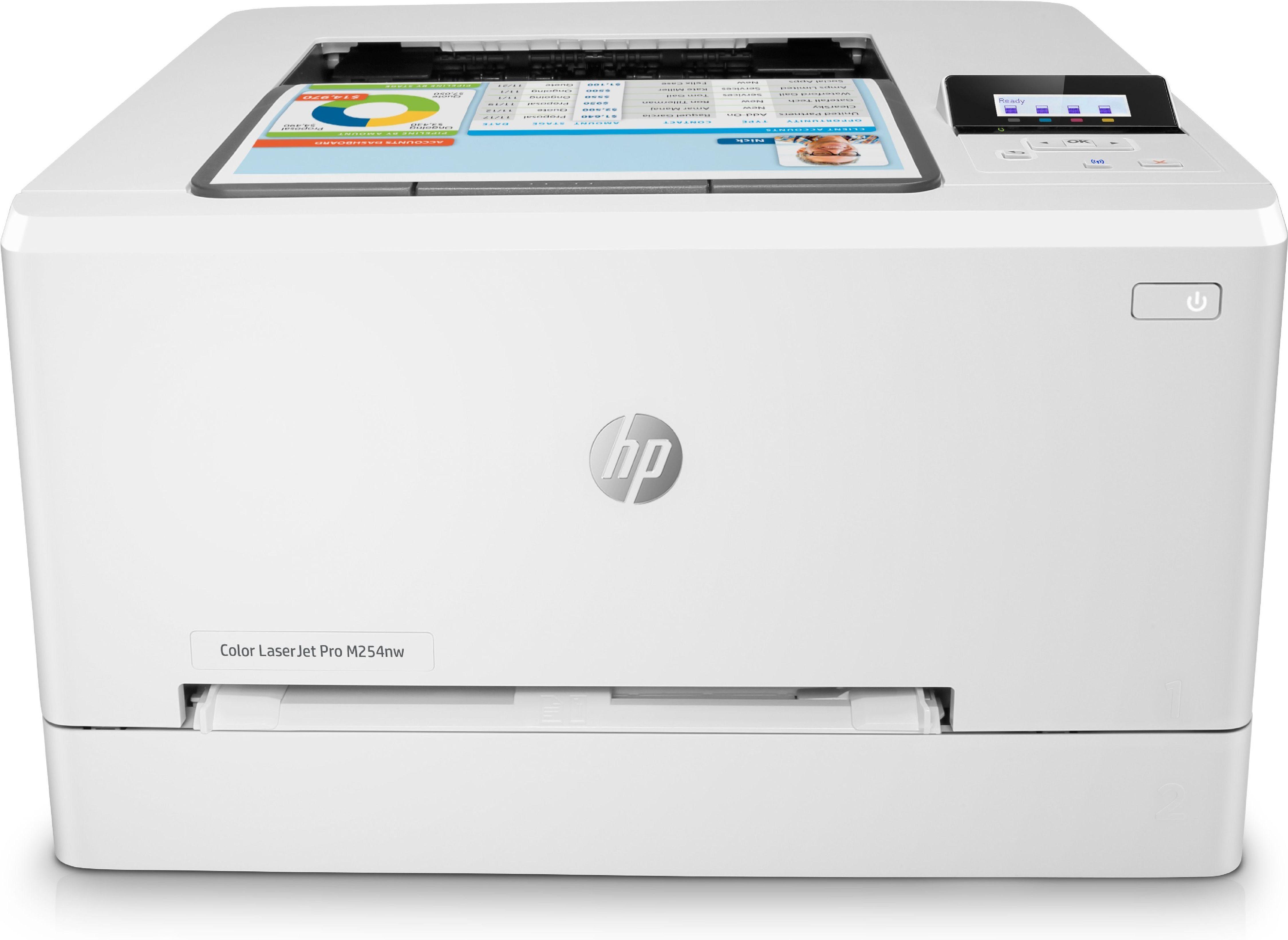 HP Color LaserJet Pro M254nw »Drucker«