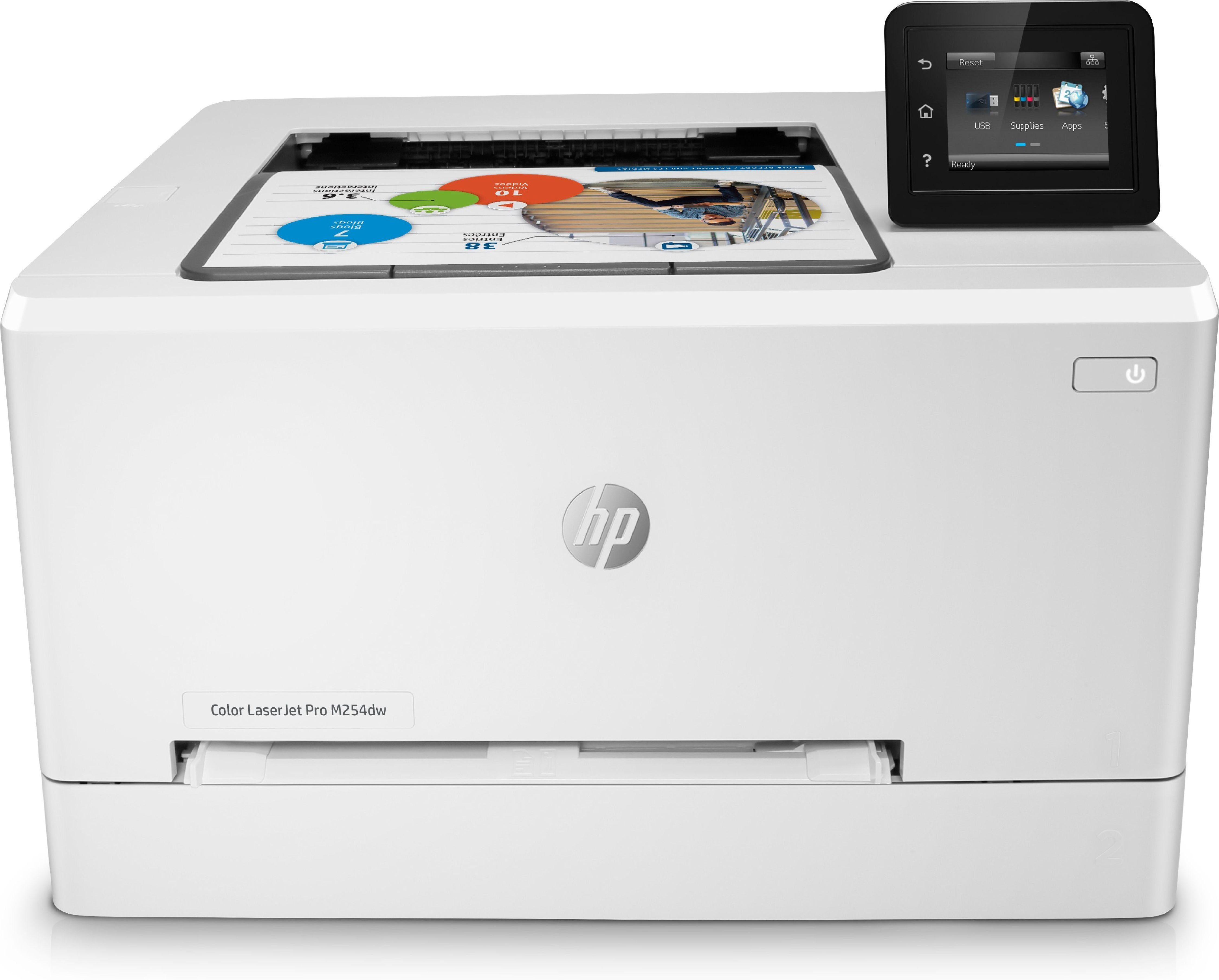 HP Color LaserJet Pro M254dw »Drucker«
