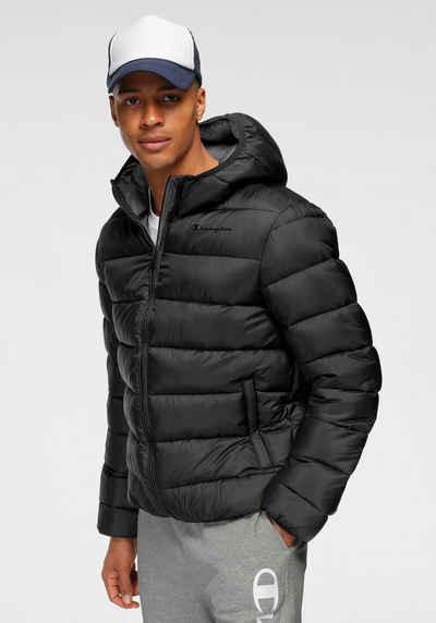 Champion Steppjacke »Hooded Jacket«
