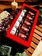 Karibu Sauna »Anja«, BxTxH: 224 x 184 x 202 cm, 38 mm, 9 kW Ofen mit ext. Steuerung, Dachkranz, Bild 6