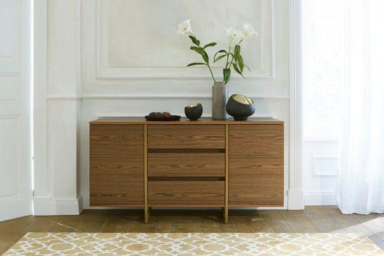 Guido Maria Kretschmer Home&Living Sideboard »Culemeyer«, im trendigen Design, Breite 140 cm