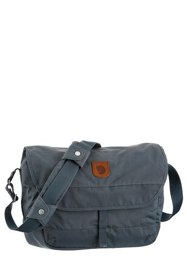 Fjällräven Schultertasche »Greenland Shoulder Bag«, mit Laptopfach