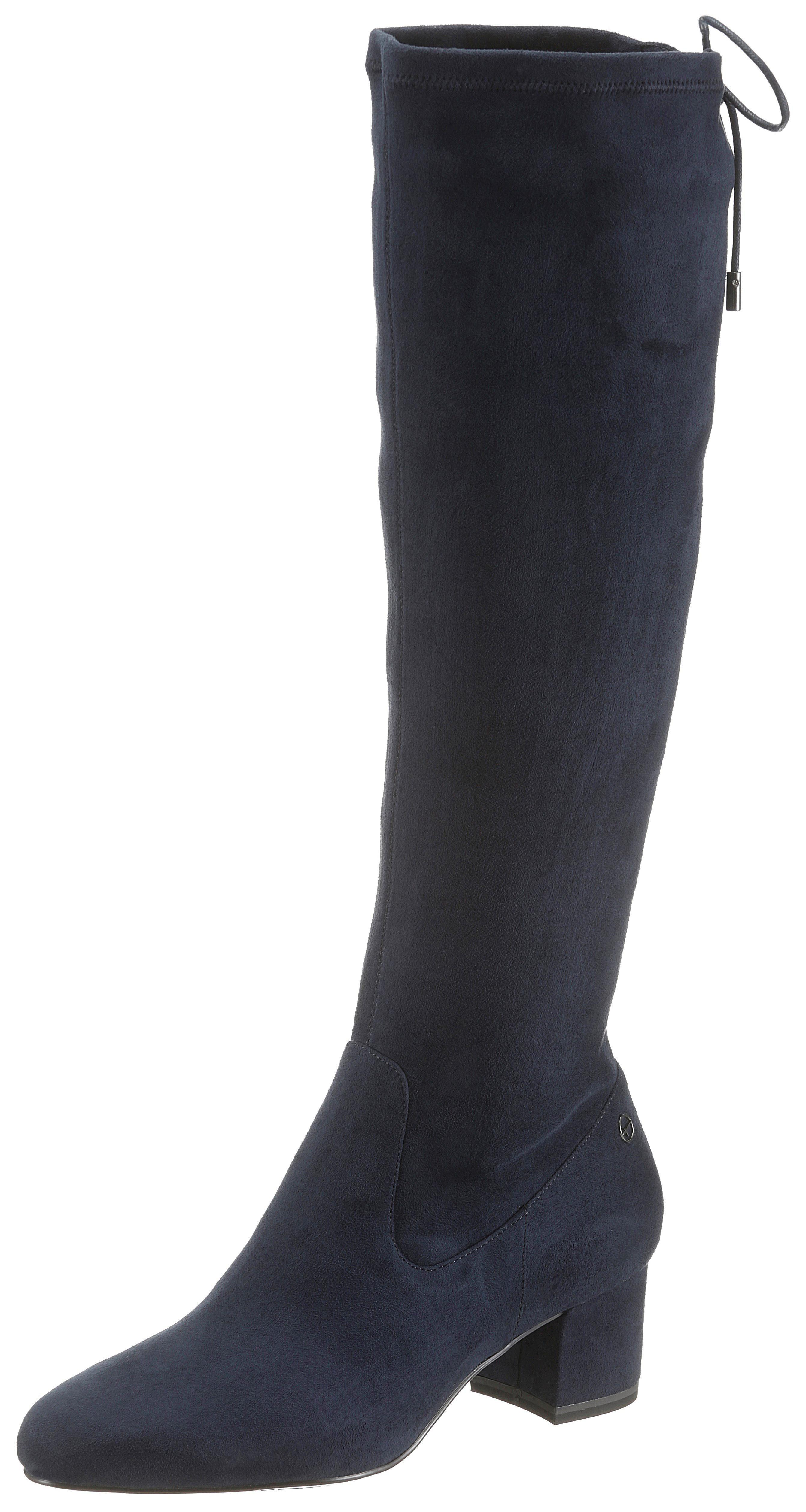 Tamaris »Pedas« Stiefel mit XS Schaft, Mit Stretchschaft online kaufen | OTTO