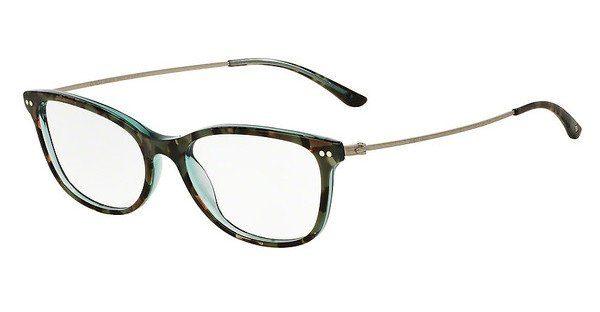 Giorgio Armani Damen Brille » AR7084«, blau, 5433 - blau