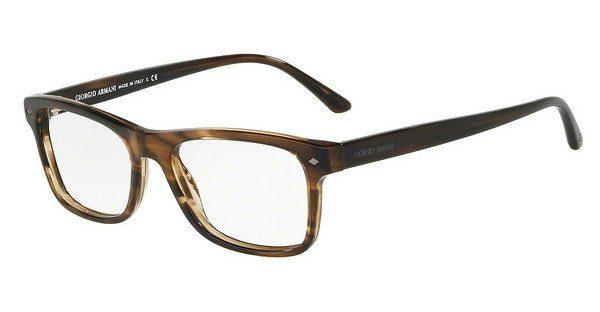 Giorgio Armani Herren Brille » AR7131«, schwarz, 5622 - schwarz