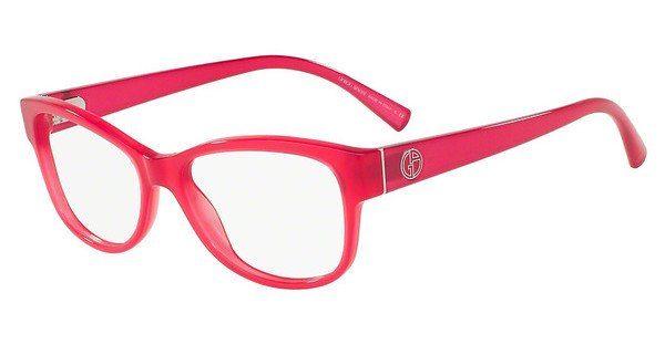 Giorgio Armani Damen Brille » AR7108«, rot, 5525 - rot