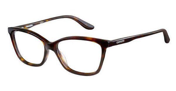 Carrera Eyewear Damen Brille » CA6639«, braun, 086 - braun