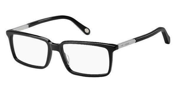 Fossil Herren Brille » FOS 6073«, schwarz, 807 - schwarz