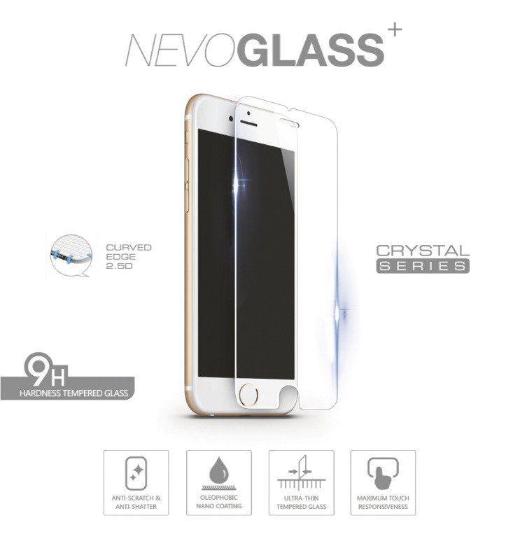 Nevox Folie aus ultradünnem, gehärtetem Glas für das Huawei P Smart »NEVOGLASS«