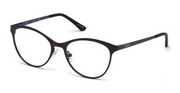 Guess Brille »GU3013«, Vollrand Brille online kaufen | OTTO