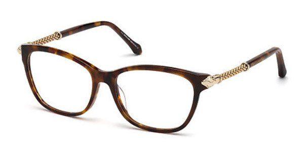 roberto cavalli Roberto Cavalli Damen Brille » RC5058«, schwarz, 001 - schwarz