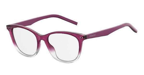 Polaroid Damen Brille » PLD D313«, braun, 086 - braun