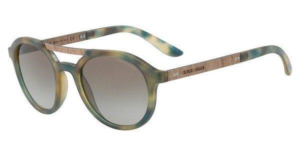 Giorgio Armani Herren Sonnenbrille »AR8095«