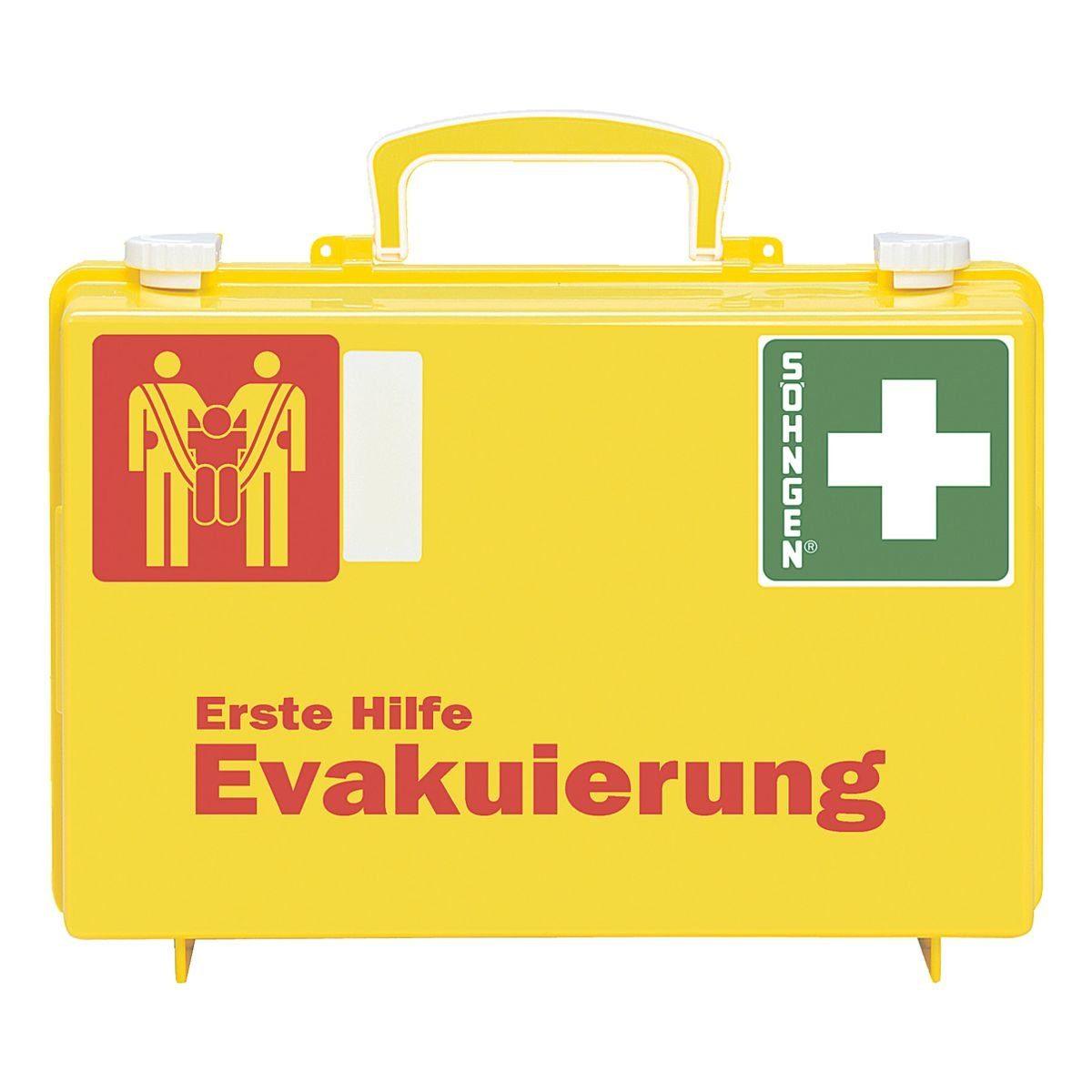 SOEHNGEN Erste-Hilfe-Koffer mit Rettungssitz