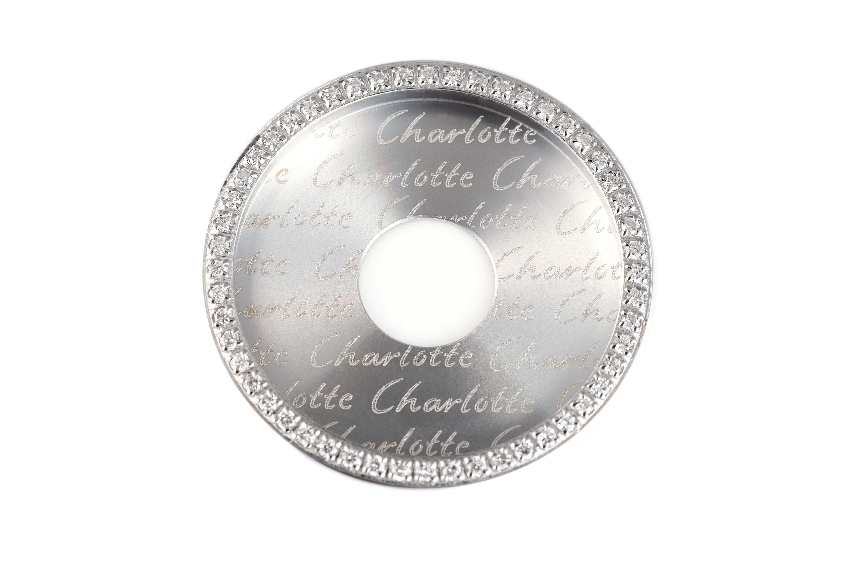 EHINGER SCHWARZ 1876 Unterlegscheibe für das Ringsystem Charlotte