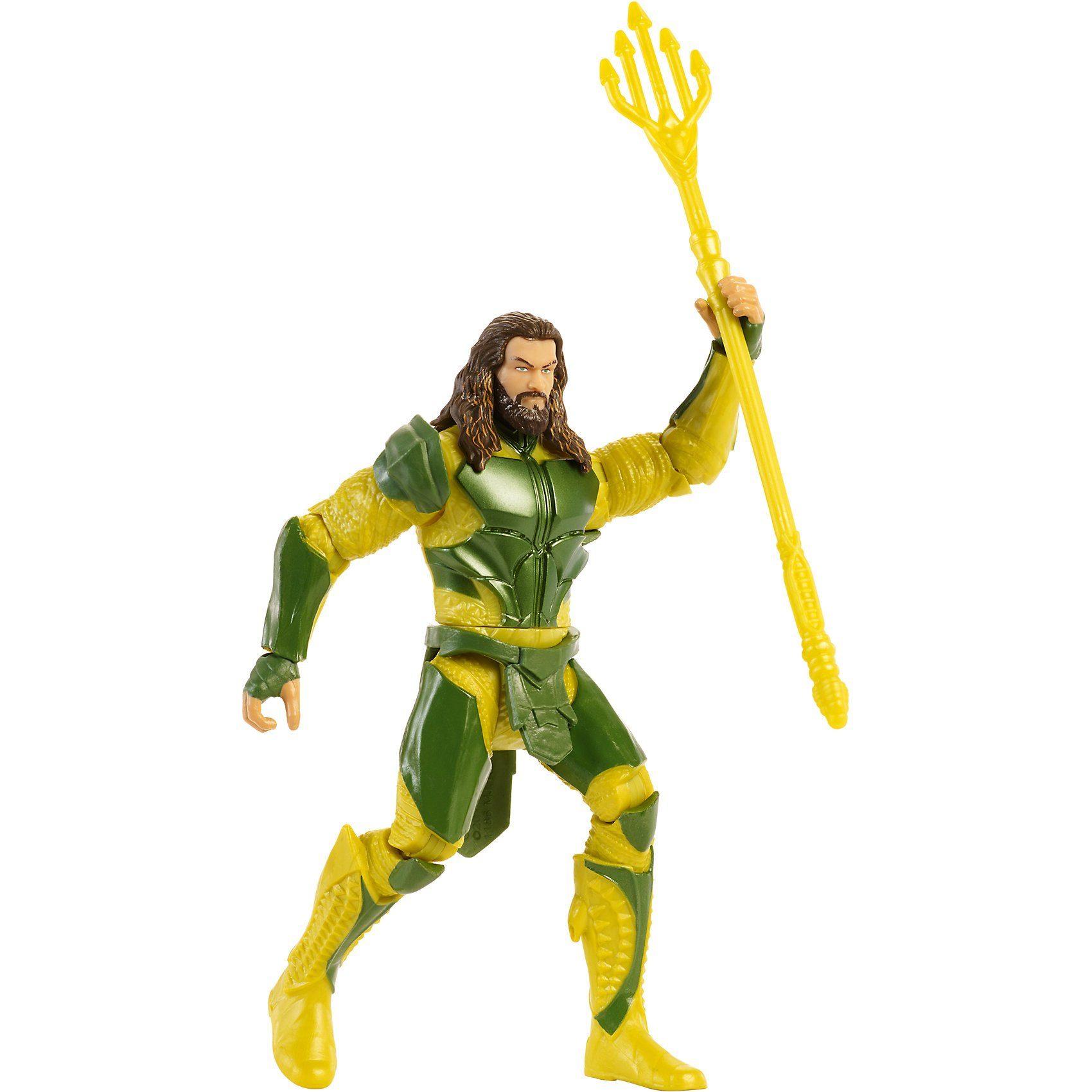 Mattel® DC Justice League Movie Basis Figur Aquaman (15 cm)
