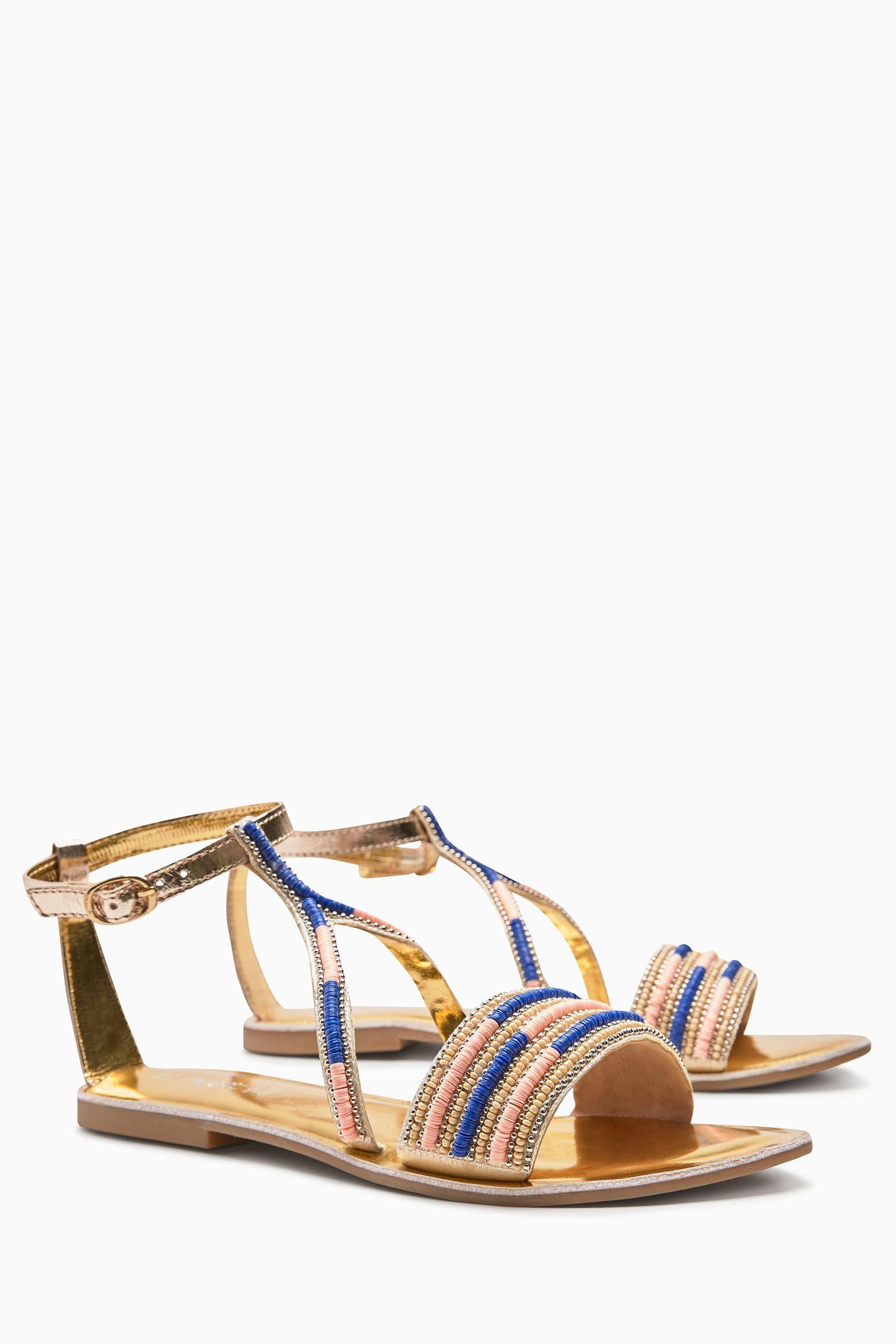 Next Sandalen mit Flechtdetail online kaufen  Multi