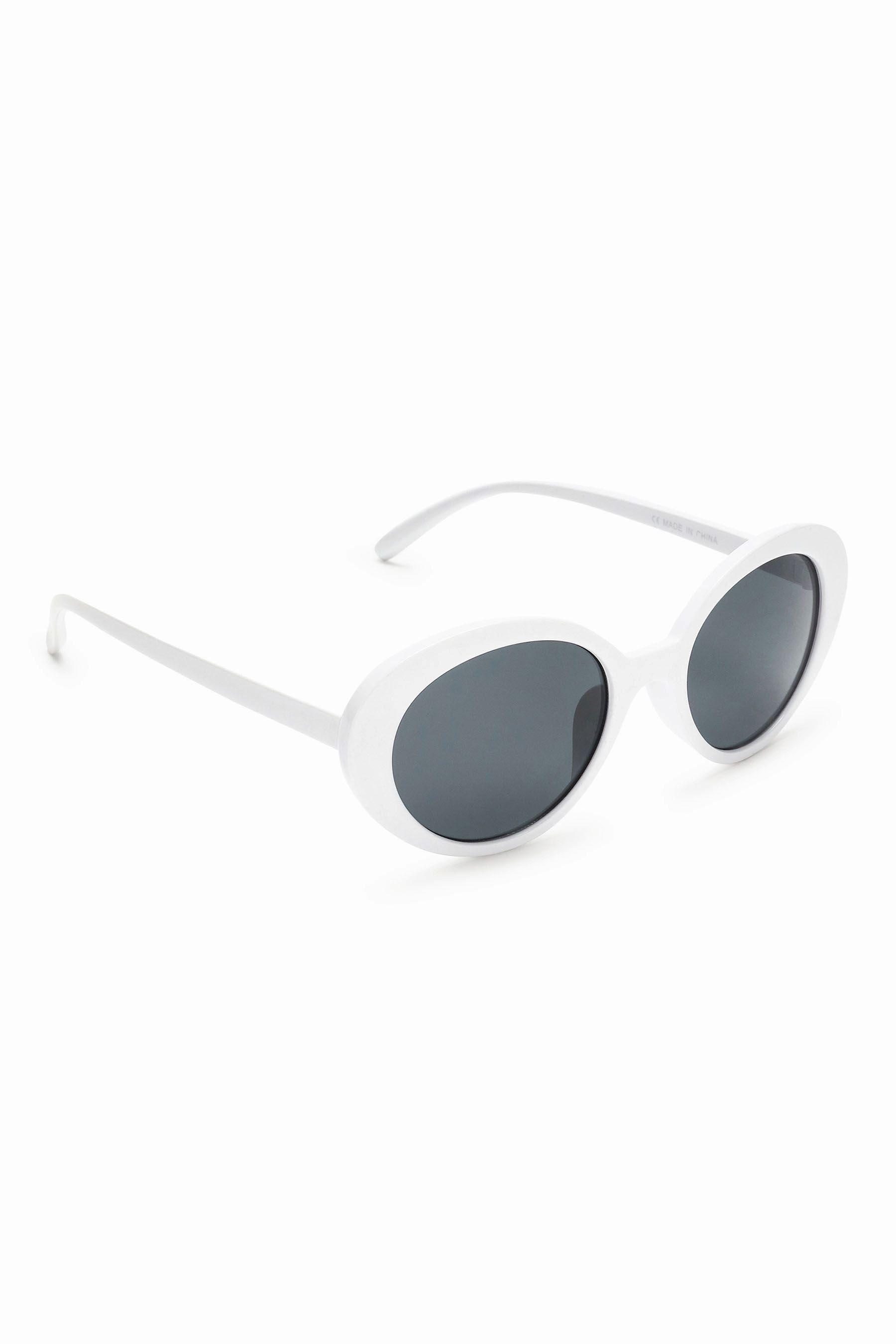 Next Ovale, kleine Sonnenbrille