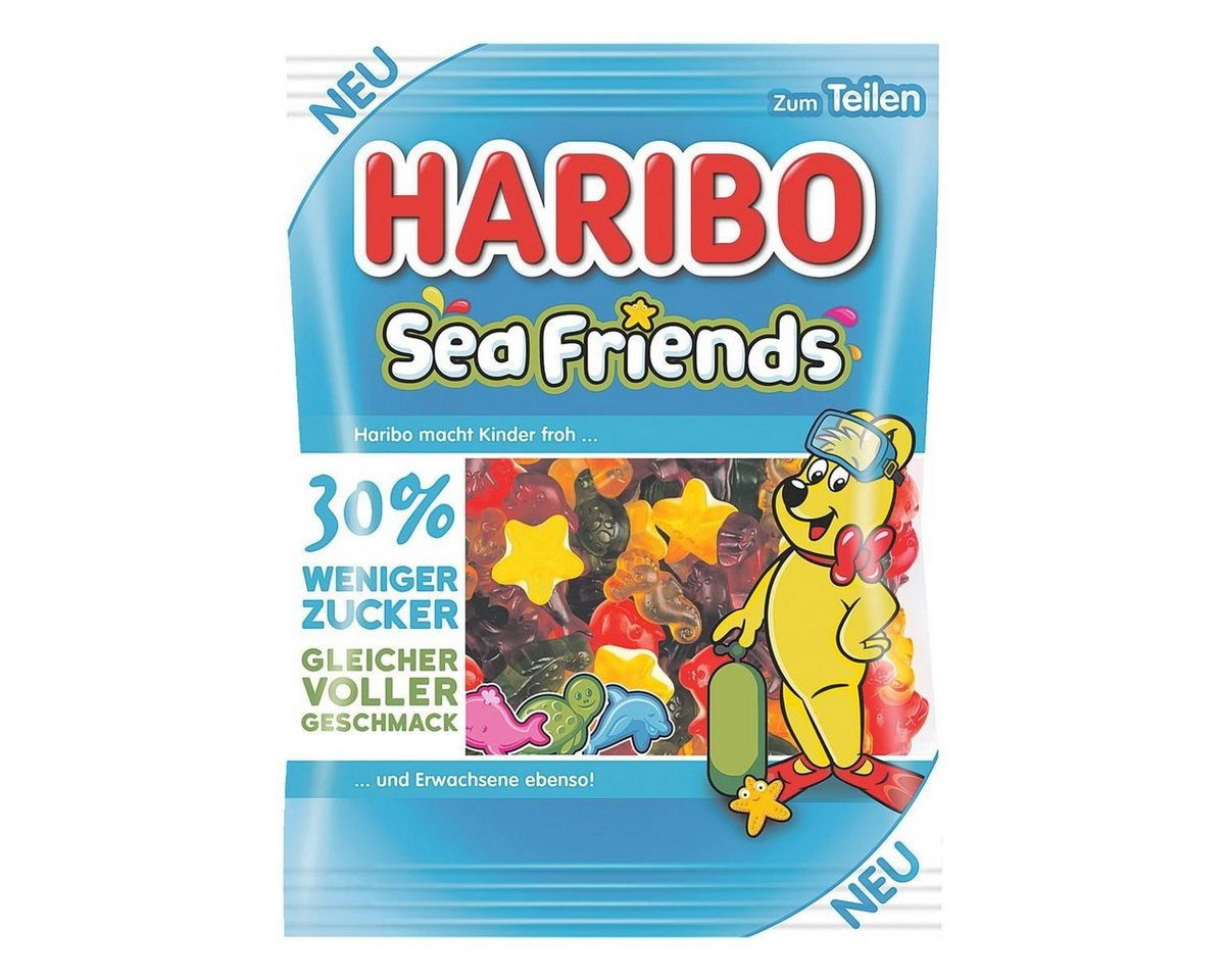HARIBO Fruchtgummi »Sea Friends«