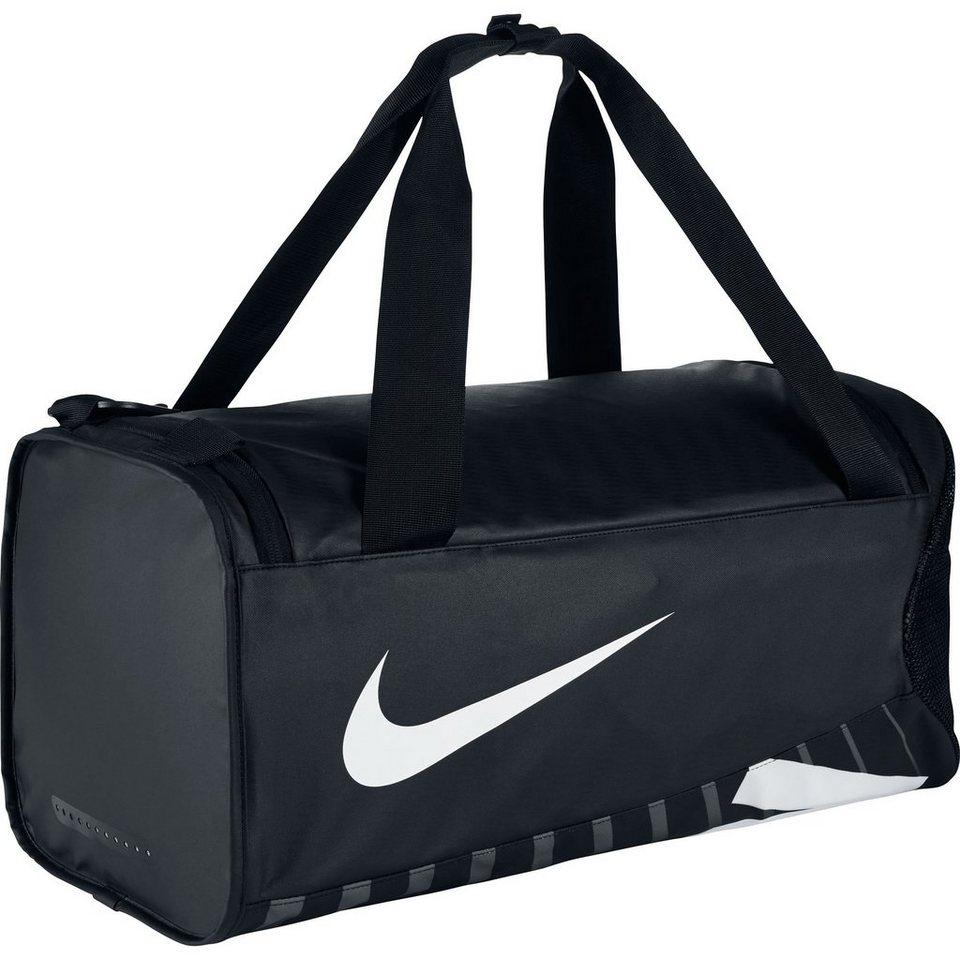 nike sporttasche aus hochwertigem textil hergestellt. Black Bedroom Furniture Sets. Home Design Ideas