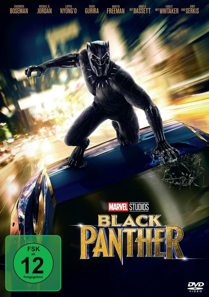 Disney DVD - Film »Black Panther«
