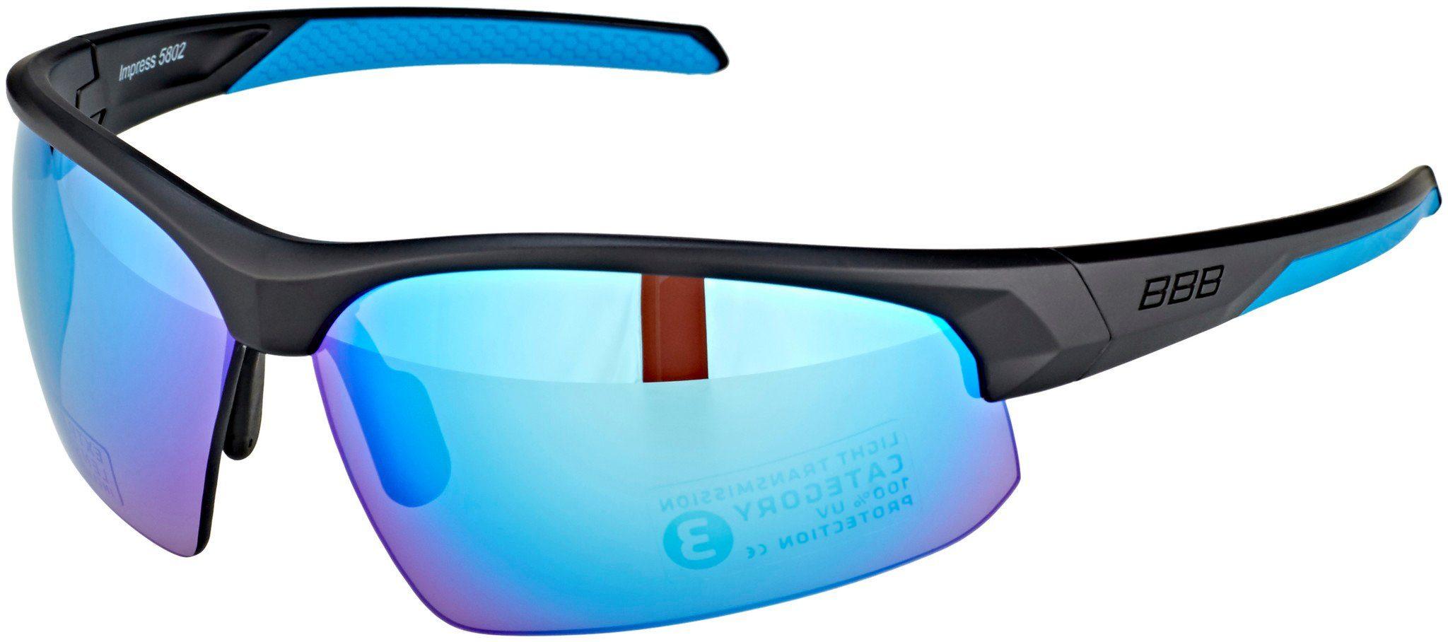 BBB Sportbrille »Impress BSG-58 Sportbrille«