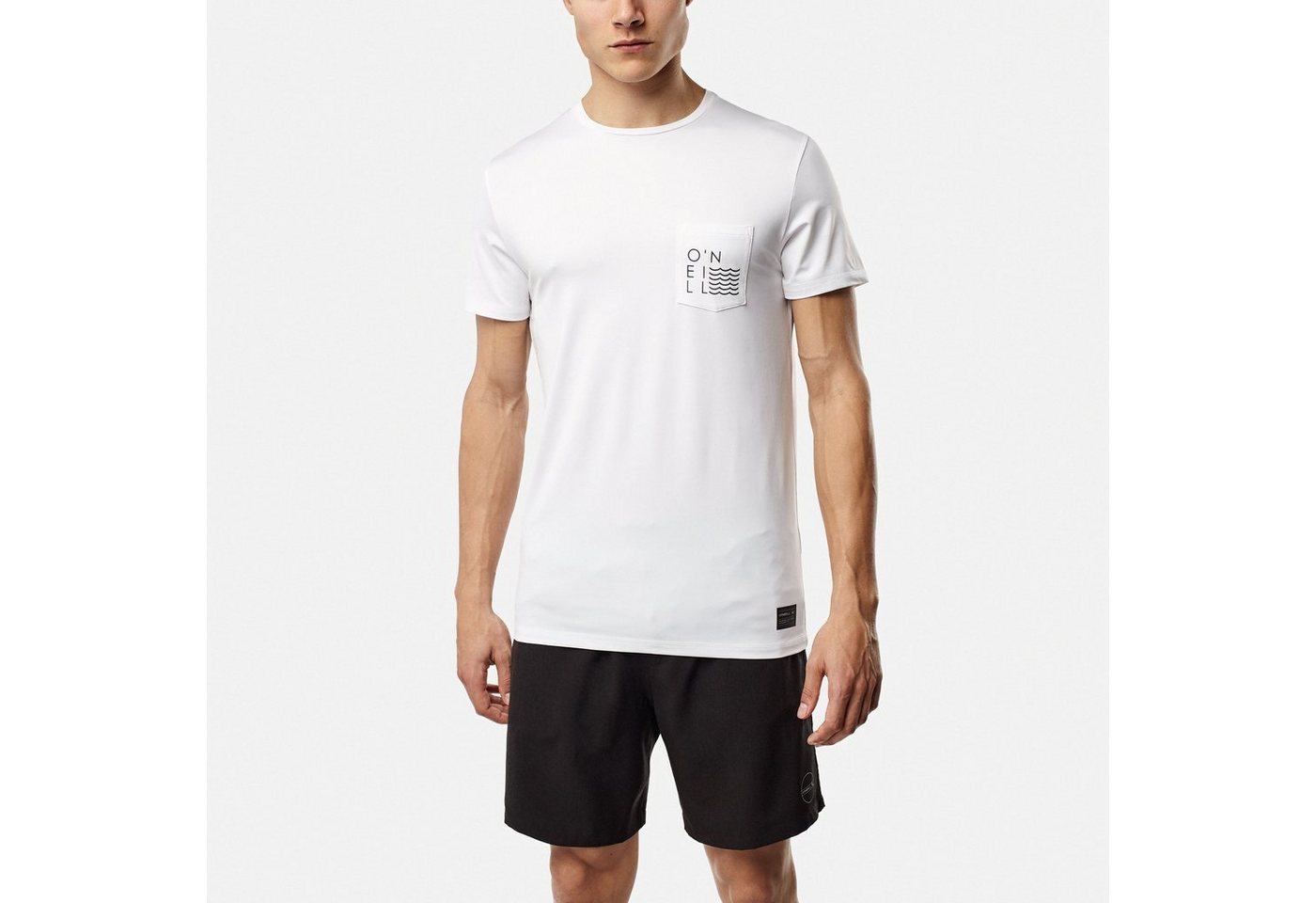 O´Neill T-Shirt »Jacks base hybrid«