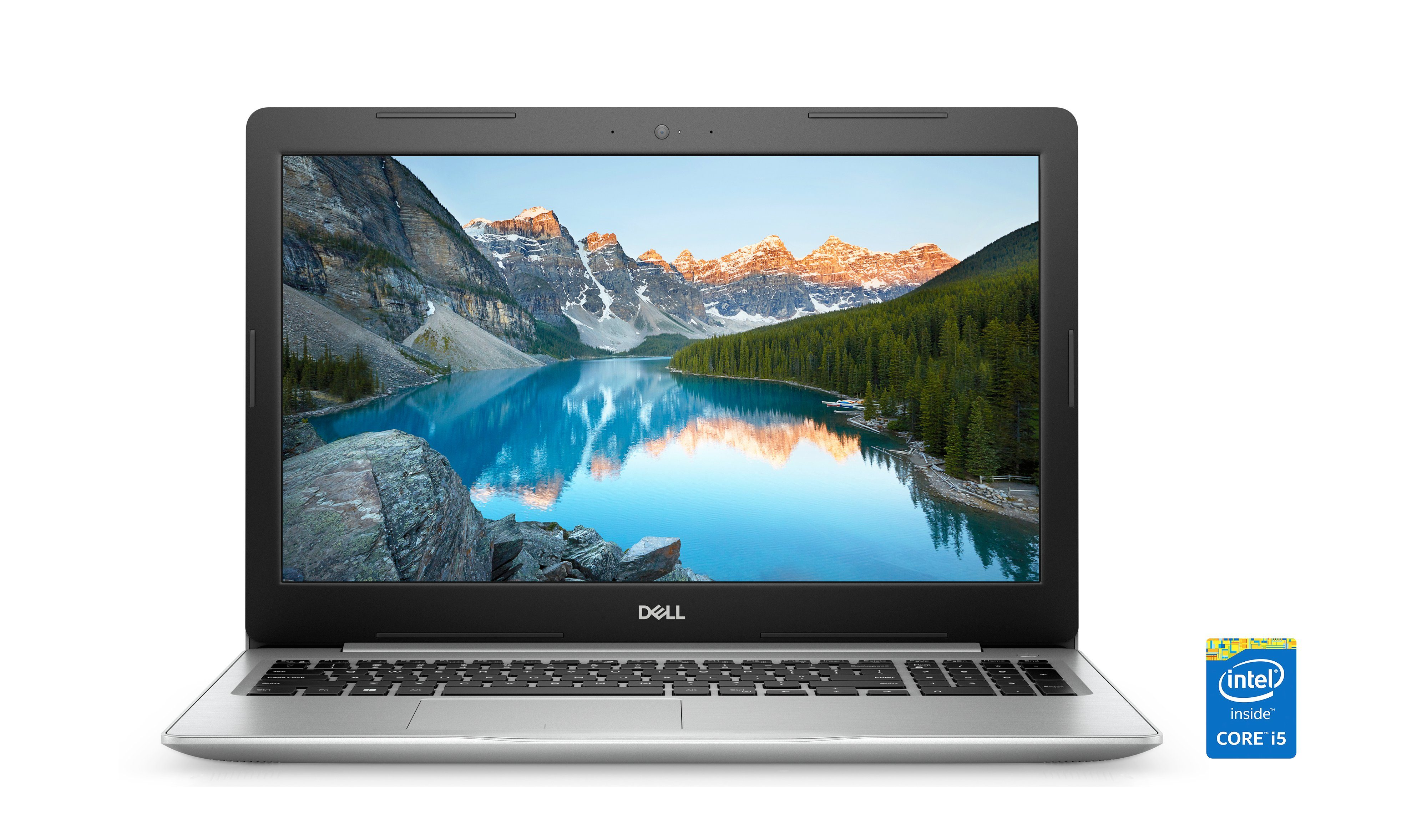 Dell EMC Business & Professional »INSPIRON15 5570 SILVER I5-8250«