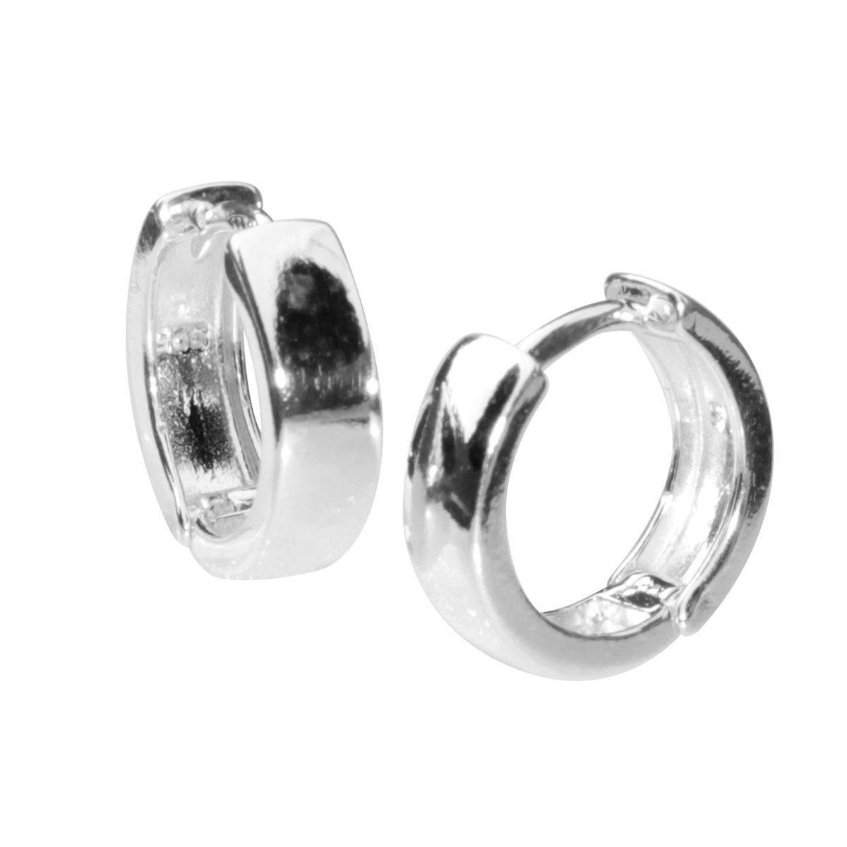 OSTSEE-SCHMUCK Paar Creolen »Babsi 14.40 Silber 925/000«