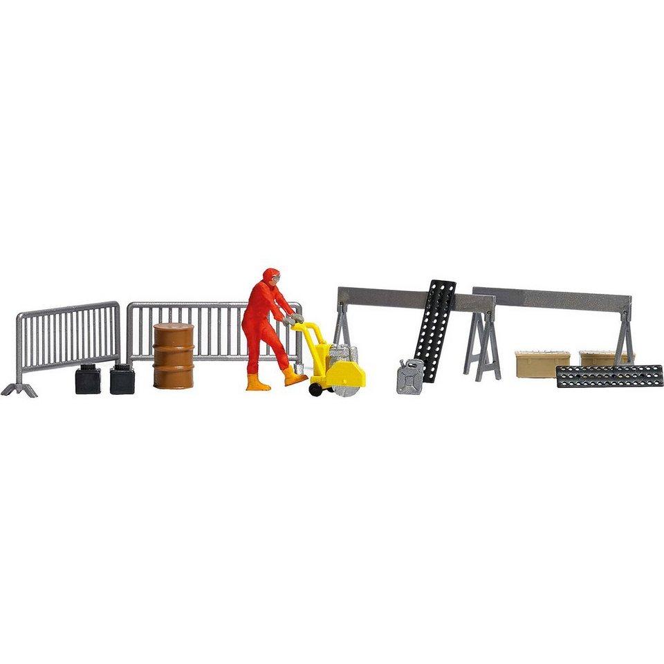 Busch A-Set: Asphaltsäge/Figur online H0 online Asphaltsäge/Figur kaufen ae5568