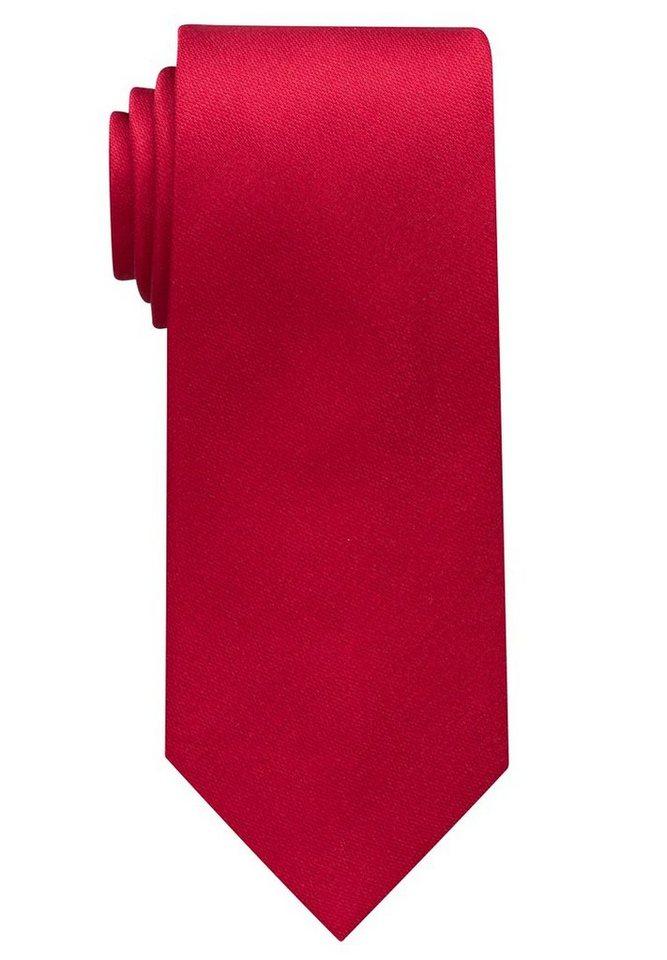 ETERNA Krawatte »breit« | Accessoires > Krawatten > Sonstige Krawatten | Rot | Seide | Eterna