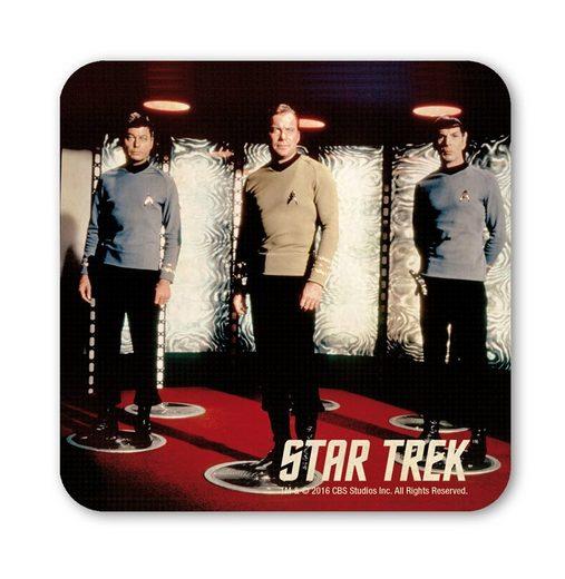 LOGOSHIRT Untersetzer mit Star Trek-Motiv