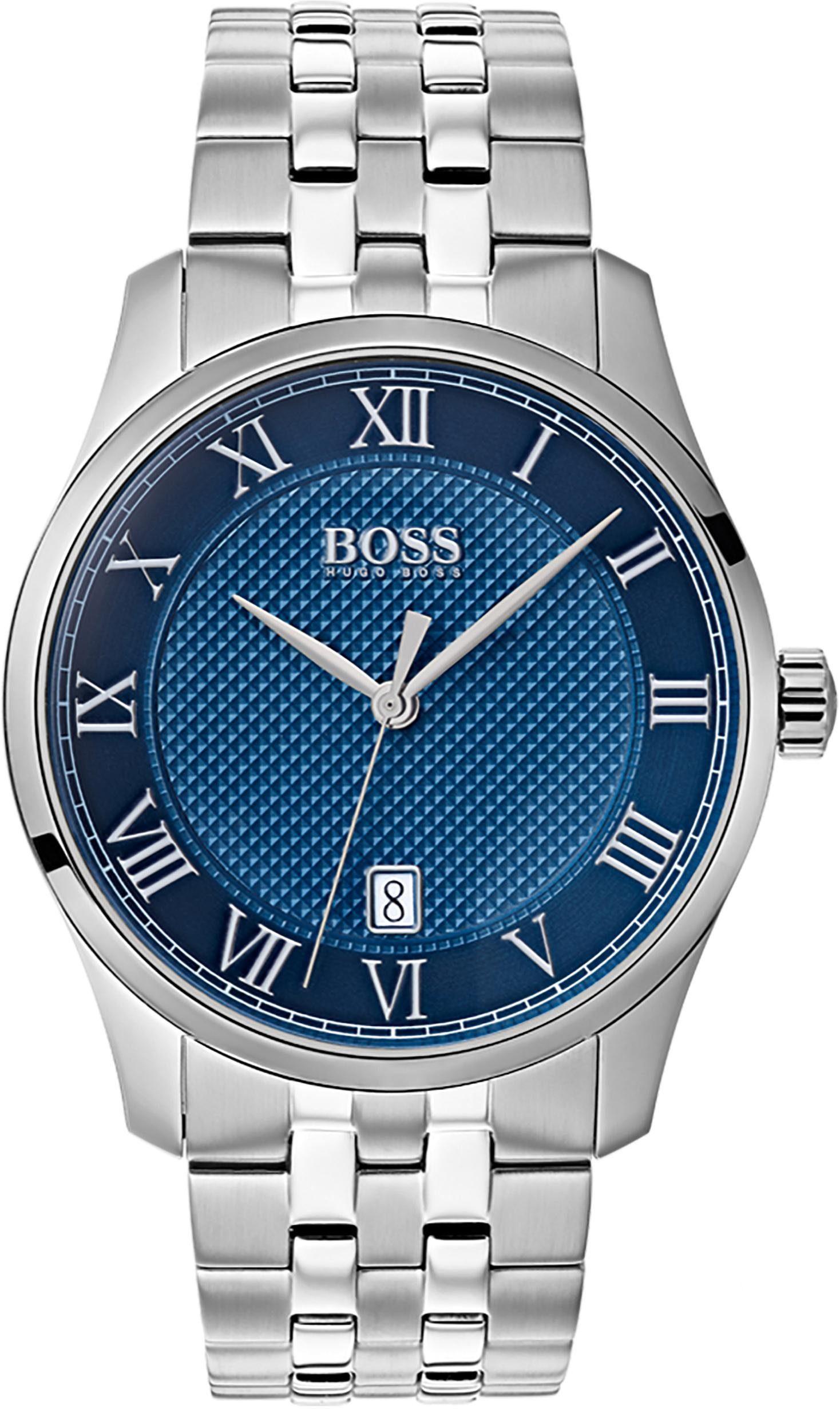 Boss Quarzuhr »MASTER, 1513602«