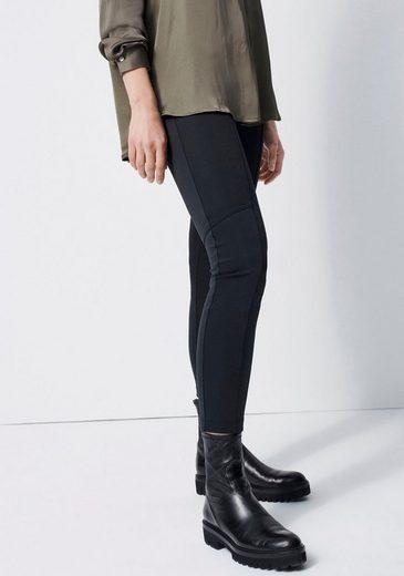 someday Leggings »Cian« mit modischen Naht-Details