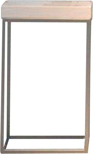 jankurtz Beistelltisch »pino«, in verschiedenen Gestellfarben, Höhe 55 cm