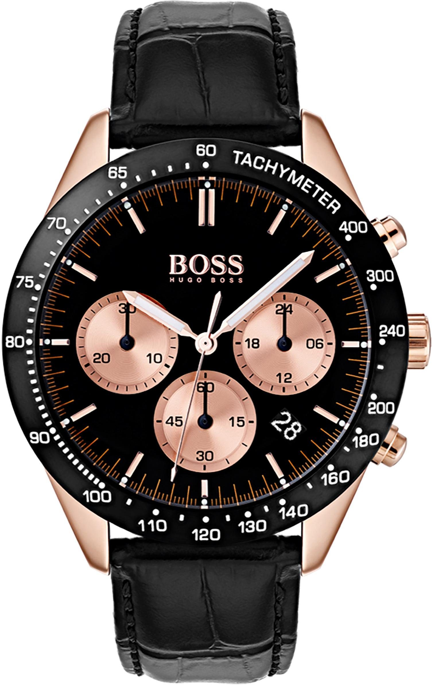 Boss Chronograph »TALENT, 1513580«