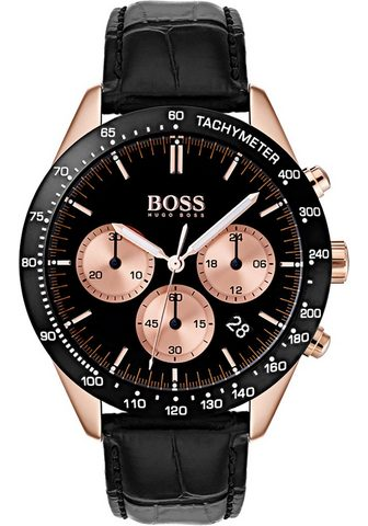 BOSS Chronografas- laikrodis »TALENT 151358...