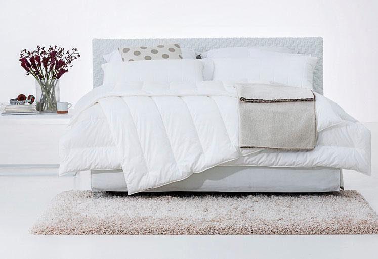 4-Jahreszeitenbett, »Vital Plus«, Centa-Star, 4-Jahreszeiten, Bezug: 100% Baumwolle, (1-tlg), Combibett